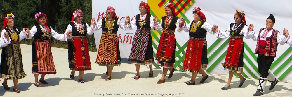 Kopachka Folk Dancers